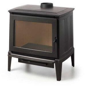 wood burning stove cork