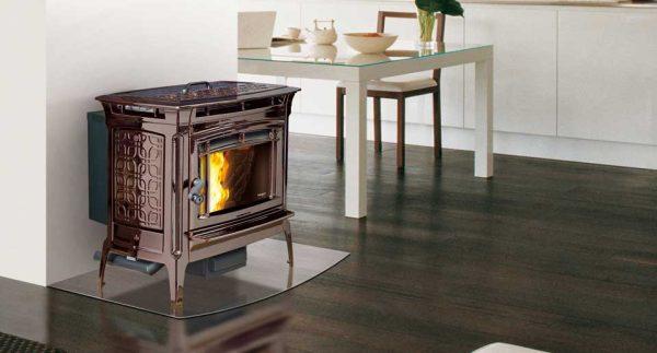 free standing stove in Ireland