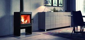 contemporary fireplace ireland