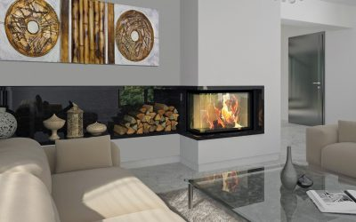 Heat Your Off the Grid Home with Innovative Woodburner Stoves