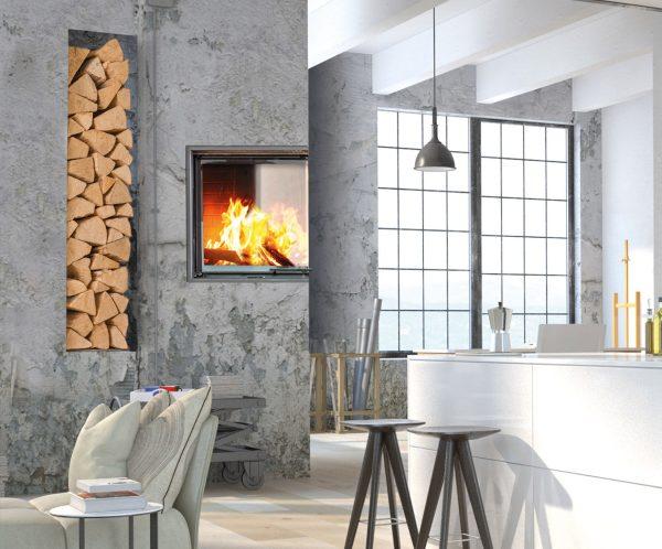 wood burning stove ireland