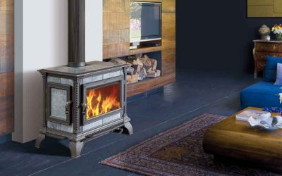 Free Standing Stoves for Small Space is a Tempting Decor Sage